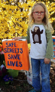 Safe Streets Memorial Walk