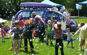 Bubble Bash