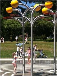 Northacres Spray Park