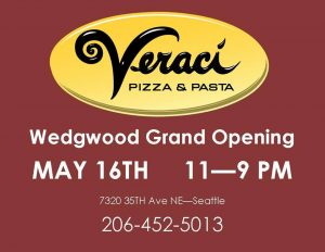 Veraci Grand Opening poster