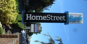 Homestreet Bank sign horizontal