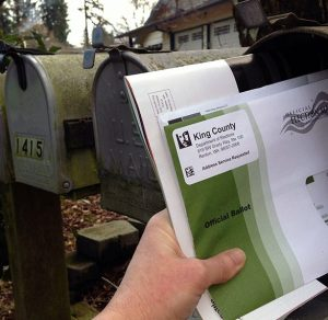Ballots mailed on July 13