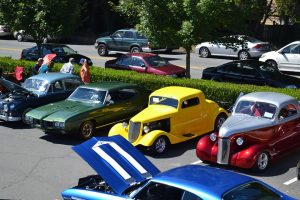 This year's car show at the Wedgwood Broiler will be on Saturday, August 27.