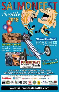 SalmonFest 2016 poster