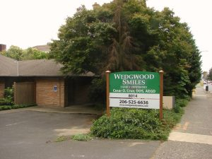 Wedgwood Smiles now located at 8014 35th Ave NE