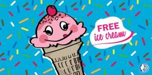 CityScoop Ice Cream event