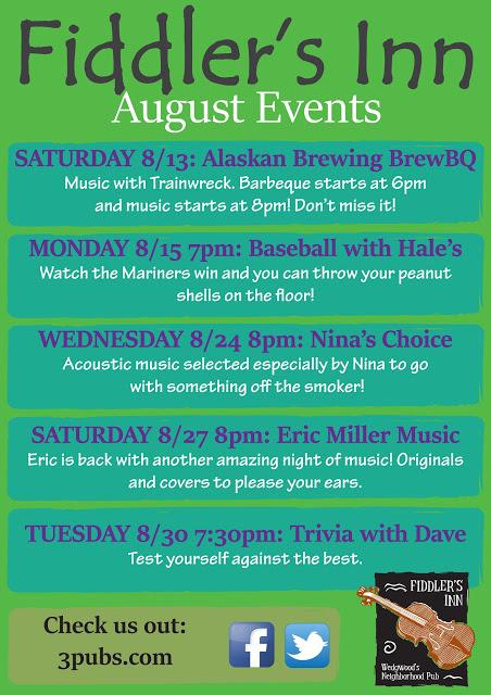 fiddler august 2016 events