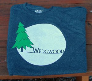The new Wedgwood t-shirt