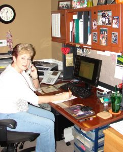 Noreen is the scheduling specialist at Maid in the Northwest.