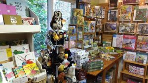 Seattle Audubon Nature Shop has a great selection of gifts for children.