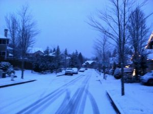snow-on-the-street
